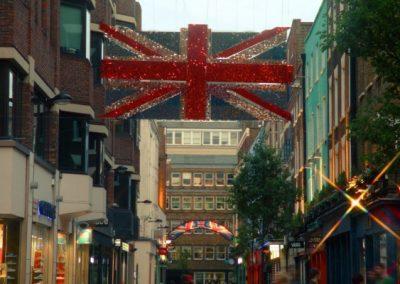 Carnaby Street Jubilee
